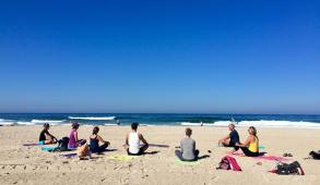 yoga retreat conil beach yoga
